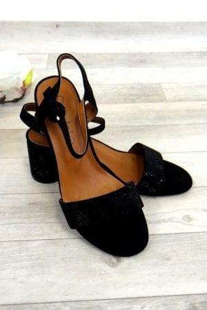 Tammy Dia Heels - Black