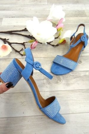 Tammy Dia Heels - Blue