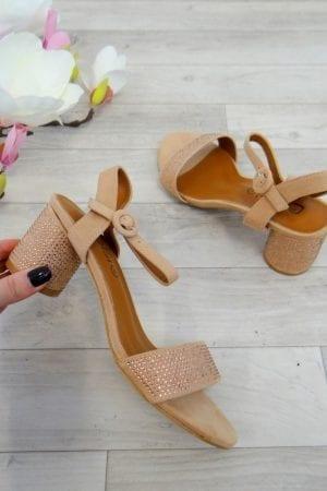 Tammy Dia Heels - Rose
